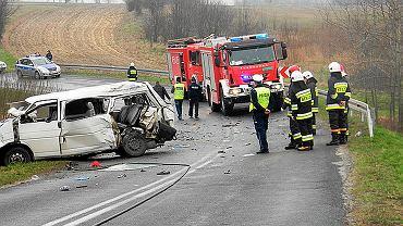 Wypadek w Weryni