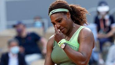 Serena Williams rezygnuje z igrzysk olimpijskich w Tokio!