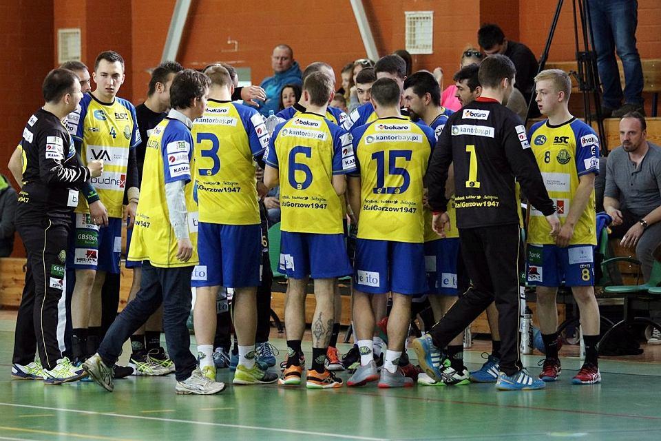 Druga liga piłkarzy ręcznych: Kancelaria Andrysiak Stal Gorzów - Cartusia Kartuzy 31:19 (12:7)