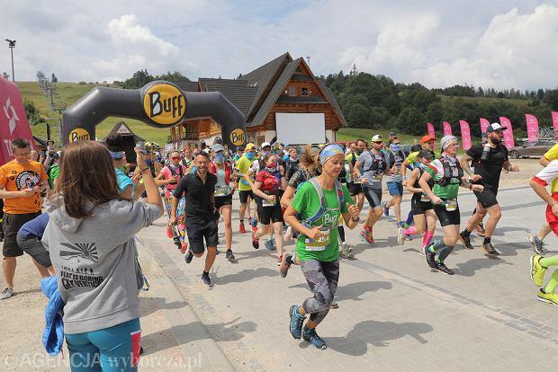 Zdjęcie numer 33 w galerii - Tatra SkyMarathon i Tatra Trail - święto górskich biegaczy w Kościelisku