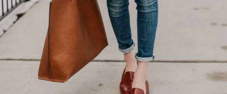 Camelowe mokasyny - buty idealne do pracy i nie tylko. Modele w niskich cenach!