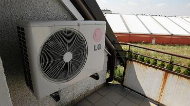 Klimatyzacja - zdjęcie ilustracyjne