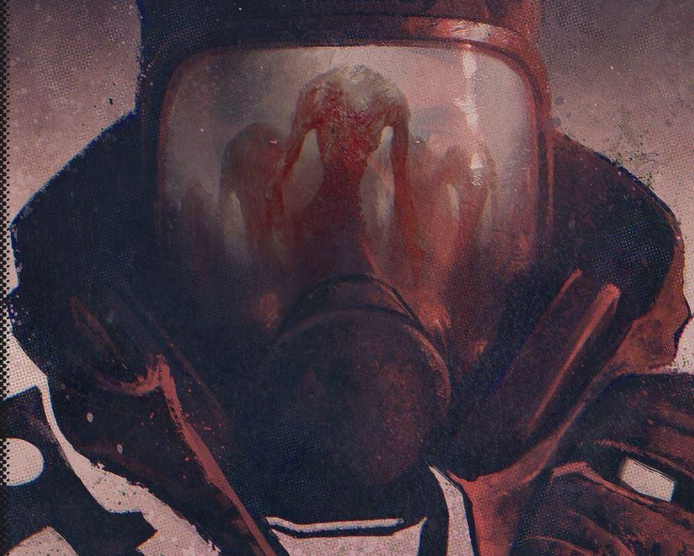 Metro 2033 - fragment okładki