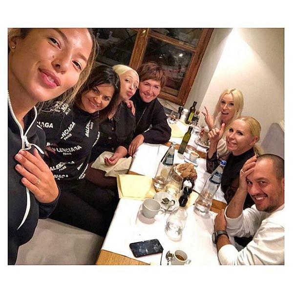 Ewa Chodakowska zaproszona przez fanki na wspólny obiad