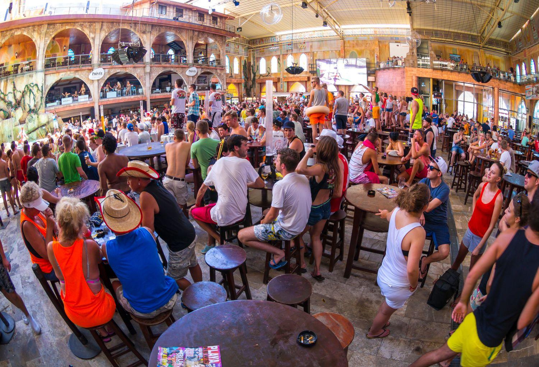 Bar Bierkaiser w Playa de Palma, El Arenal (fot. Shutterstock)