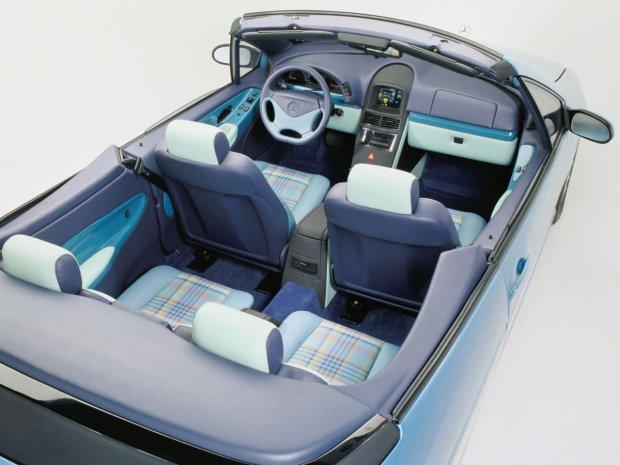 Mercedes VRC