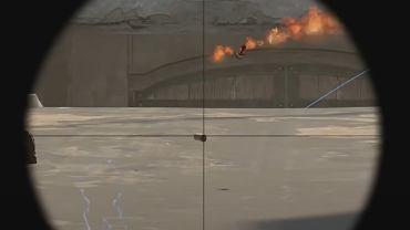 Polak strzelił w granat dymny, ratując tym samym kolegę