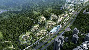 Stefano Boeri Architetti Forest City