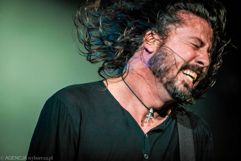 Open'er Festival 2017. Dzień drugi: Foo Fighters