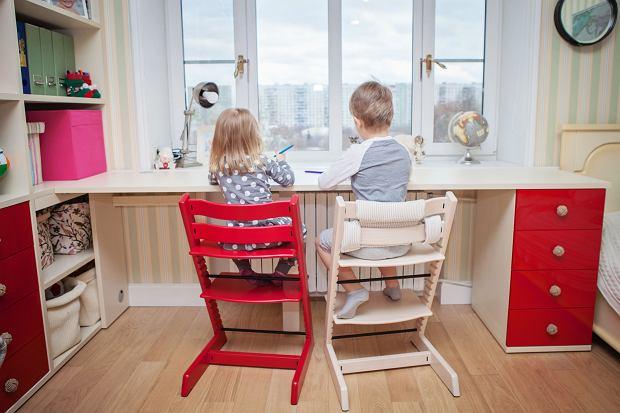 Jak urządzić pokój ucznia? Architektka: Meble mają rosnąć z dzieckiem. Nie ma sensu wymieniać ich co dwa lata
