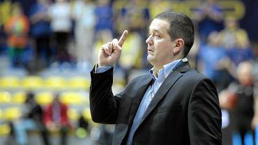 Trener David Dedek