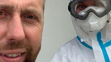 Jakub Wawrzyniak skomentował zakażenie koronawirusem