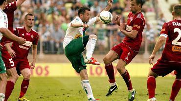 W czerwcu 2013 roku Górnik wygrał z Lechią w Gdańsku 2:0