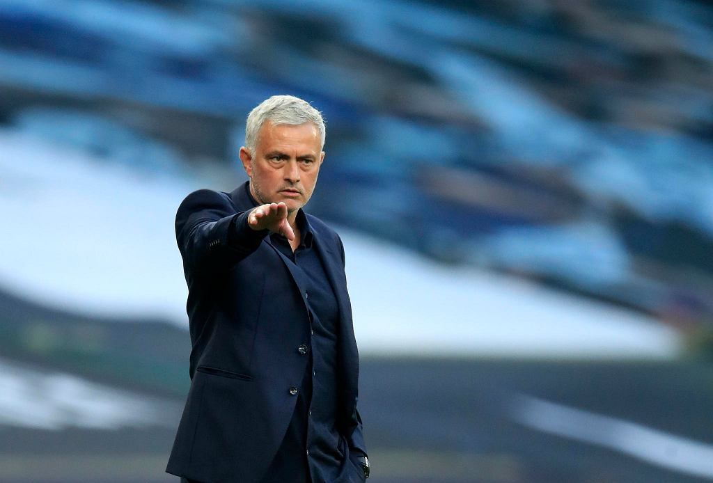 Jose Mourinho, trener Tottenham Hotspur