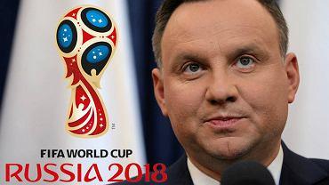 Andrzej Duda nie pojedzie na mundial w Rosji