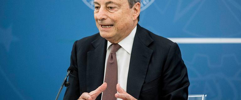 """""""Efekt Draghiego"""" we Włoszech. Rośnie liczba zapisów na szczepienia"""
