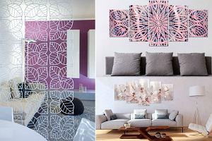 Piękne ściany - panele dekoracyjne i obrazy