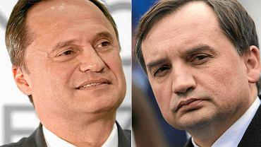 Leszek Czarnecki i Zbigniew Ziobro