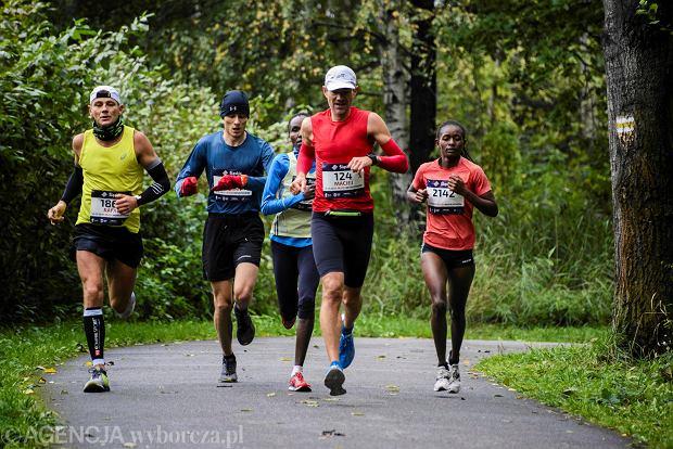 Zdjęcie numer 48 w galerii - Silesia Marathon. Chłód i wiatr niestraszne, rekord pobity! [ZDJĘCIA]