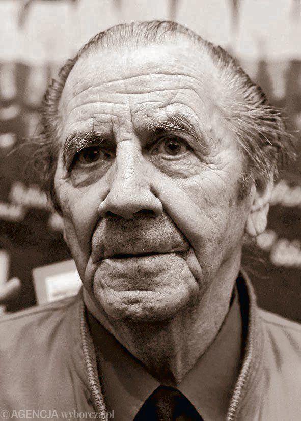Gerard Cieślik 1927-2013