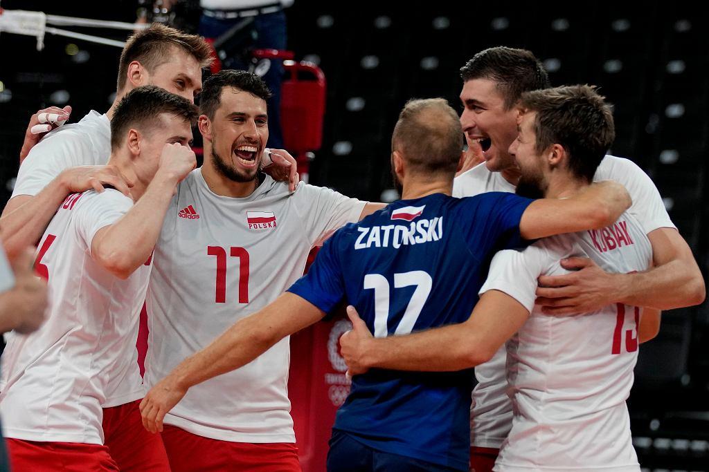 Tokio 2020. Polska pokonała Wenezuelę 3:1