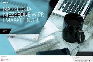 Najnowszy raport Interaktywnie.com pt.: Narzędzia niezbędne w marketingu i PR