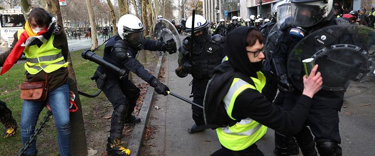 Portugalia i Hiszpania mogą dołączyć do protestu ''żółtych kamizelek''