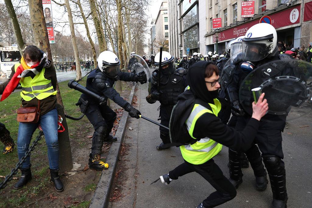 Belgium Protests