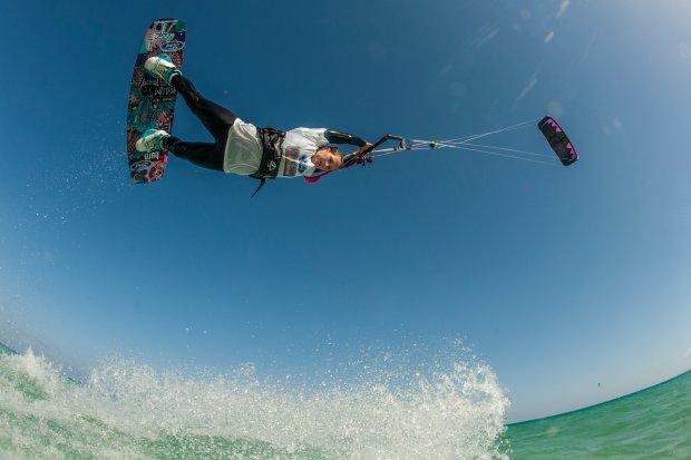 Inauguracja sezonu kitesurfingowego 2014