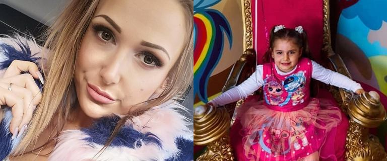 Eliza Trybała urządziła córce bajkowe urodziny. Wystrój robi wrażenie