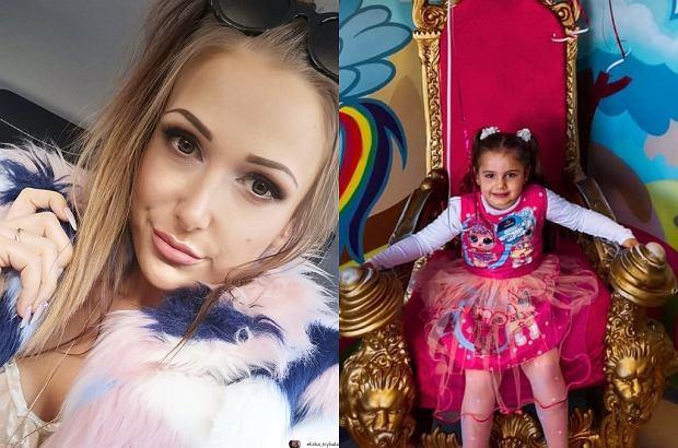 Eliza Trybała pochwaliła się, jakie urodziny urządziła swojej starsze córce Victorii. Dziewczynka wyglądała jak mała księżniczka, miała też własny tron.