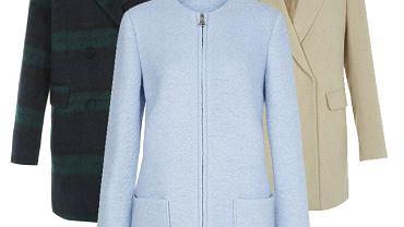 New Look nowa kolekcja płaszczy