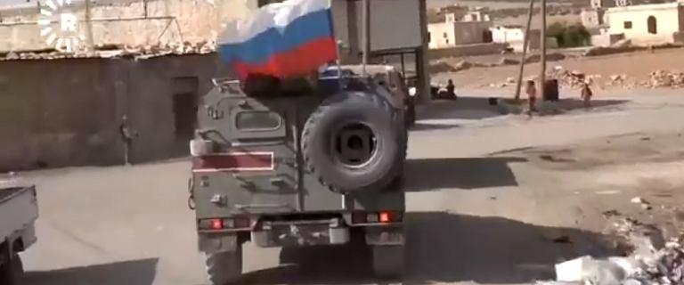 Syria. Po wycofaniu się żołnierzy USA ich miejsce zajmują Rosjanie