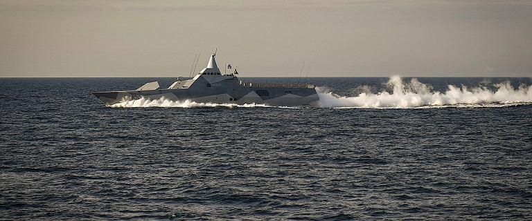 Szwedzi pomylili się, szukając rosyjskiego okrętu podwodnego