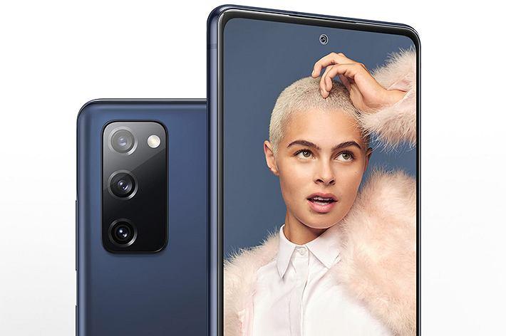 Smartfon dla ludzi, którzy pragną mieć wszystko - poznaj Samsung Galaxy S20 FE
