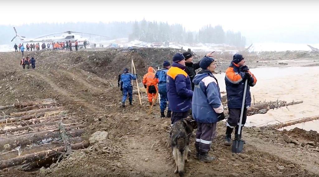 Russia Dam Collapse