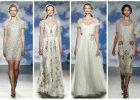Kolekcja ślubna Jenny Peckham wiosna 2015. Co przyszłym pannom młodym proponuje ulubiona projektantka Kate Middleton?