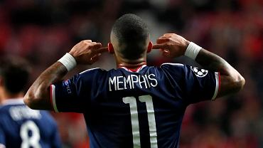 Memphis Depay dogadany z nowym klubem. Transfer dojdzie do skutku pod jednym warunkiem
