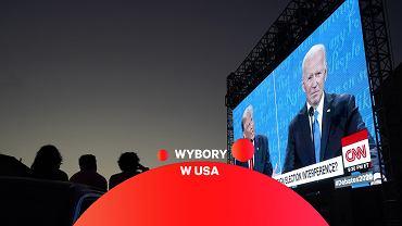 Debata Biden-Trump