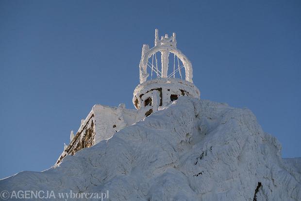Zdjęcie numer 13 w galerii - Słońce, śnieg i szczyty. Piękna pogoda w Tatrach, zachwycające widoki