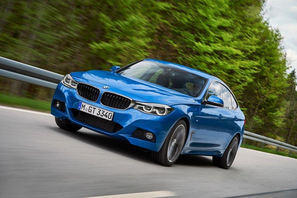 BMW serii 3 GT