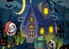 Halloweenowy dom strachów i straszydeł!