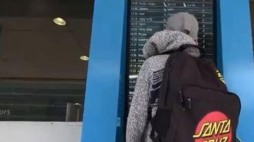 12-latek uciekł z domu na Bali