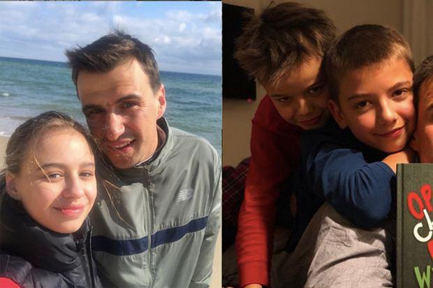 Jarosław Bieniuk często dzieli się na Instagramie zdjęciami z życia rodzinnego. Tym razem zdecydował się pokazać Halloweenowe dekoracje.