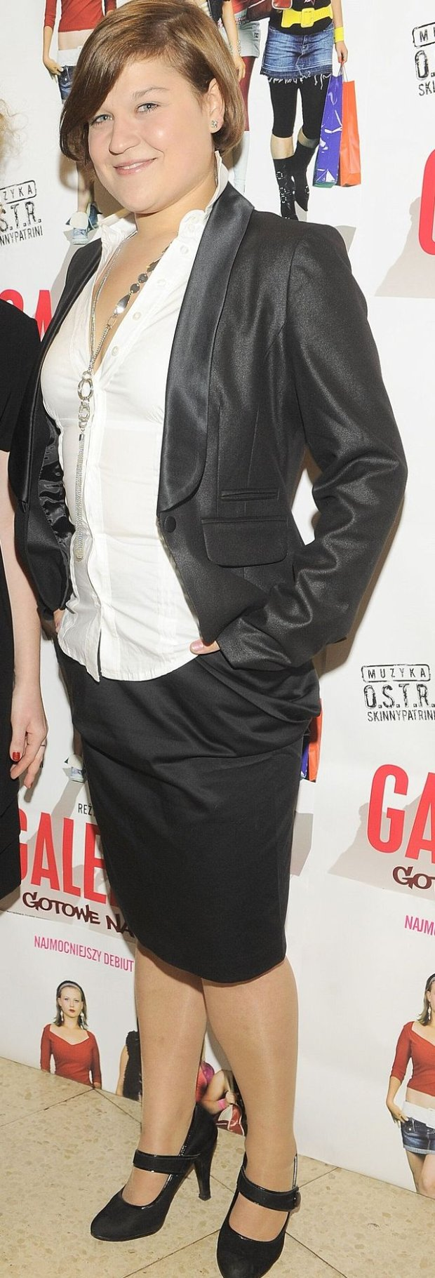 Dominika Gwit w 2009