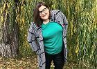Dominika Gwit w modnej, jesiennej stylizacji od polskiej marki. Wygląda świetnie i oferuje rabat