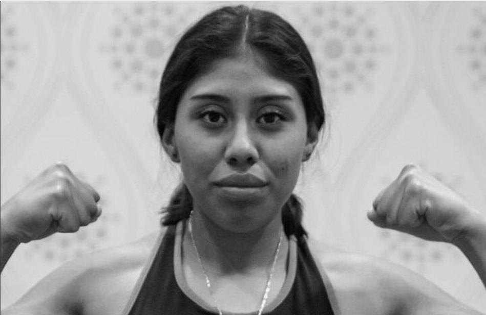Jeanette Zacarias Zapata - meksykańska bokserka, zmarła kilka dni po walce. Źródło: TWitter