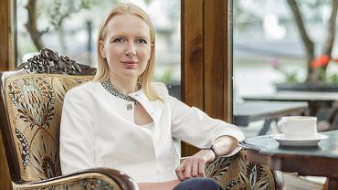 Aneta Buchert: - Doradzam wyższej kadrze menedżerskiej z Wlk. Brytanii, Niemiec, Szwajcarii i Austrii. Przeprowadzam wielomiliardowe transakcje