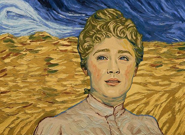 Saoirse Ronan jako Marguerite Gachet w filmie 'Twój Vincent'