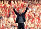 Premier League. Wzruszające pożegnanie Arsene`a Wengera